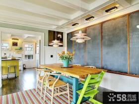 家庭餐厅设计效果图大全图片
