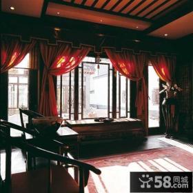 中式别墅室内装潢设计