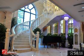 欧式装修别墅楼梯设计