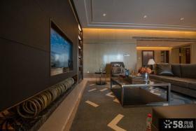 美式新古典风格四居室装修图片大全