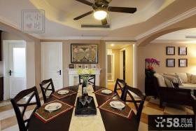 家庭设计室内餐厅图大全