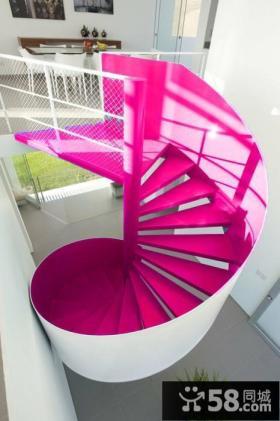 农村别墅楼梯设计