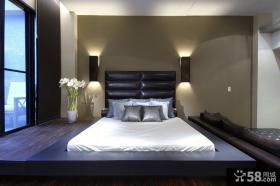 欧式别墅卧室装饰设计效果图片