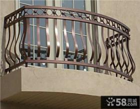 不锈钢阳台护栏图片