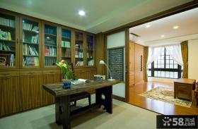 中式江南风格别墅室内设计案例