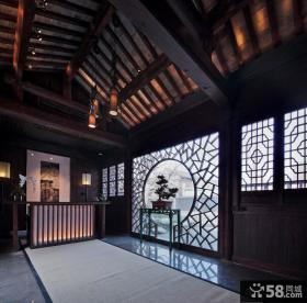 中式古典装修风格室内设计