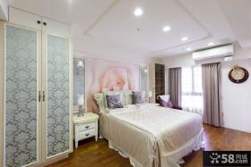 2014欧式风格主卧室装修效果图欣赏