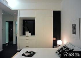简约设计风格卧室装修