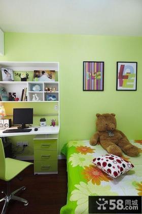儿童房室内装修效果图大全2013图片