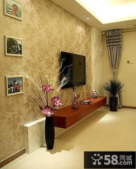 家装电视背景墙壁纸图片大全