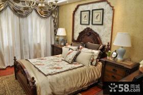 欧式家装设计卧室图片大全
