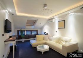 复式酒店公寓装修效果图