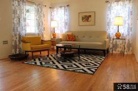70平小户型客厅装修