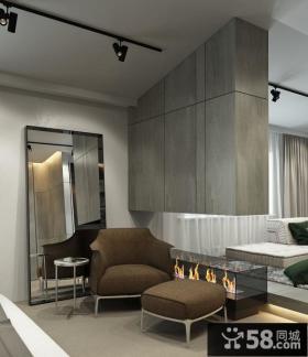 质感纹理时尚住宅设计