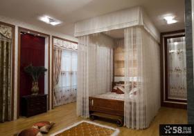 家居时尚卧室窗帘