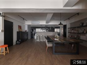 后现代设计三室两厅欣赏大全