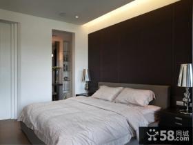 现代风格卧室设计展示图