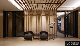 日式风格别墅家居装饰效果图