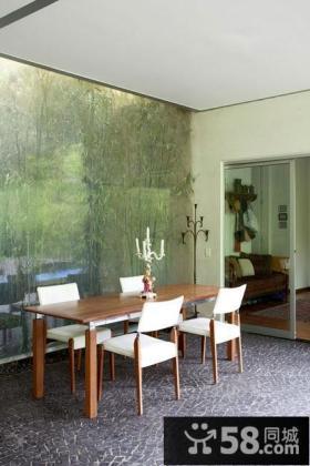 大客厅沙发背景墙效果图