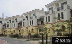 联排别墅设计