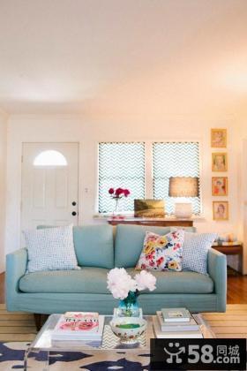 客厅装修效果图大全2012图片