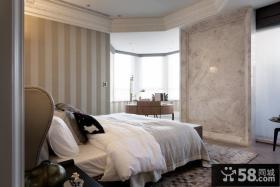 美式卧室家居设计室内效果图