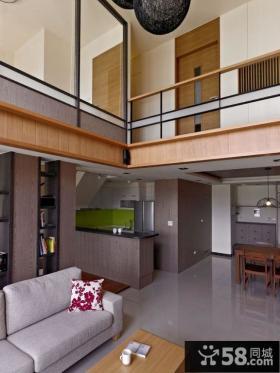 日式风格特色复式楼设计图