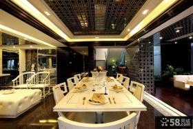 2013优质现代家庭餐厅装修效果图欣赏