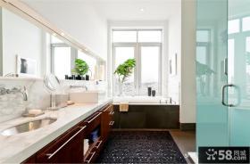 顶层复式装修效果图 复式楼客厅装修效果图