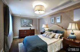 家居卧室装修效果图