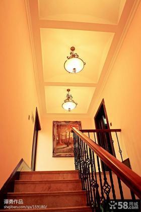 复式家装楼梯装修设计图
