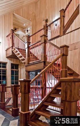 复式楼调高客厅装修设计图