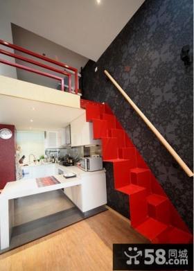 楼梯装修效果图大全2013图片