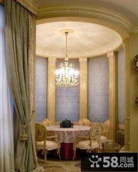二室二厅装修效果图奢华的客厅