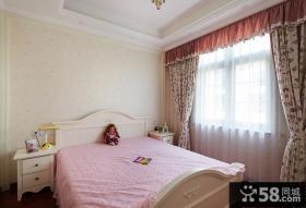 欧式风格家庭卧室装修设计