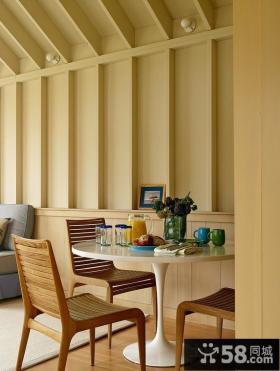 休闲餐厅装修效果图大全2012图片