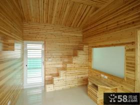 现代复式家居装修案例展示