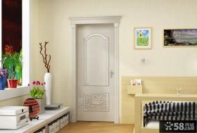 卧室欧式门装修效果图