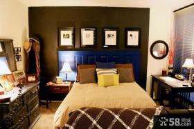 卧室时尚家居设计效果图