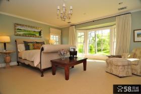 欧式卧室装修效果图 卧室吊顶装修设计