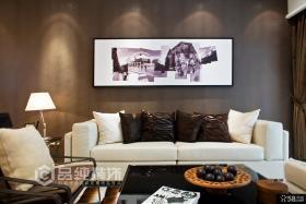 现代客厅装饰画图片