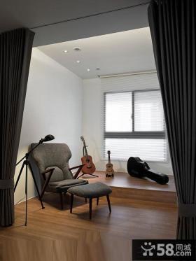 简约风格7平米娱乐室房间装修效果图