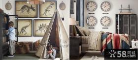65平米小户型欧式经典的客厅装修效果图大全2012图片