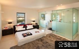 大华锦园现代风格卧室装饰
