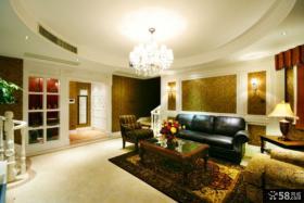 欧式客厅灯具图片欣赏