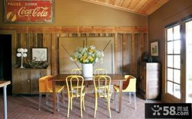 经典简约的美式风格装修卧室图片