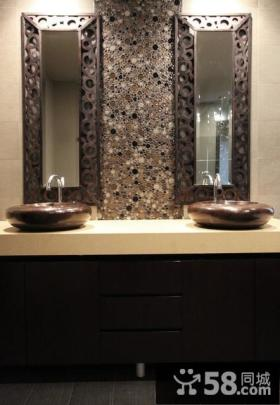 50万打造温馨欧式风格客厅电视背景墙装修效果图大全2012图片
