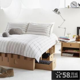 小户型温馨卧室装修效果图大全2014图片