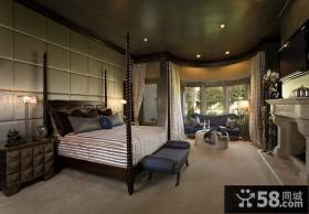 古典欧式装修效果图 欧式卧室装修效果图