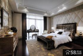 欧式新古典家装设计时尚卧室效果图